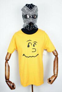 Lakai Footwear Skate Schuhe Shoes T-Shirt Tee Peanut Gold in M
