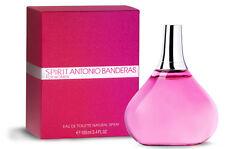 SPIRIT by Antonio Banderas 3.4 oz 3.3 for women edt New In Box