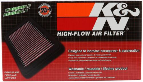110BHP 33-2847 K/&N AIR FILTER fits CITROEN C4 PICASSO 1.6 Diesel 2010