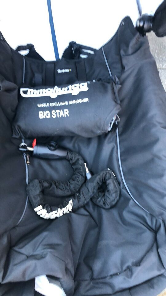 Barnevogn, Emmaljunga Big Star Supreme, liggemål (cm): 98