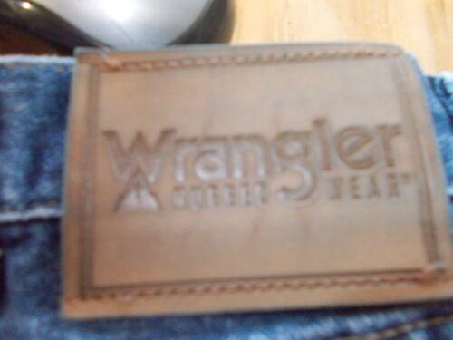 Jeans taille Wear pour Wrangler hommes X Rugged 34 en 38 denim 1H0r17