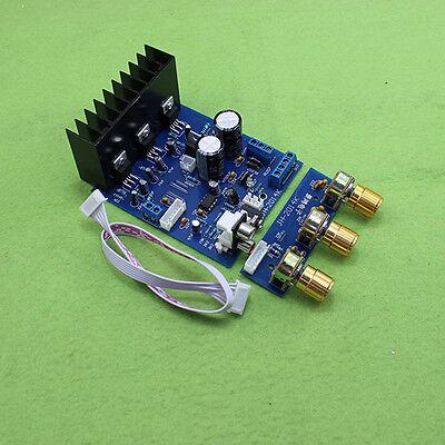 TDA2030A 2.1 3 Channel Subwoofer Amplifier Board Subwoofer TDA2030