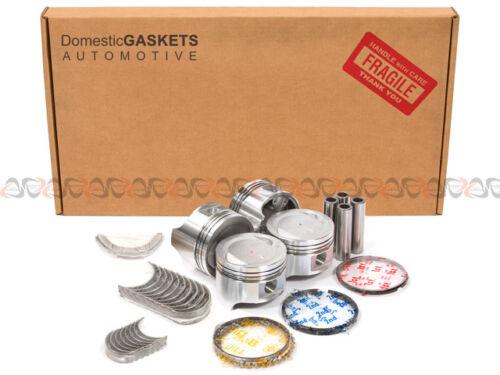 95-97 Suzuki Swift Geo Metro 1.3L Full Gasket Pistons/&Bearings/&Rings Set G13A