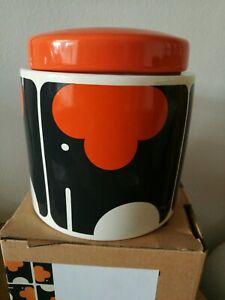 Elephant Pattern 1ltr Ceramic