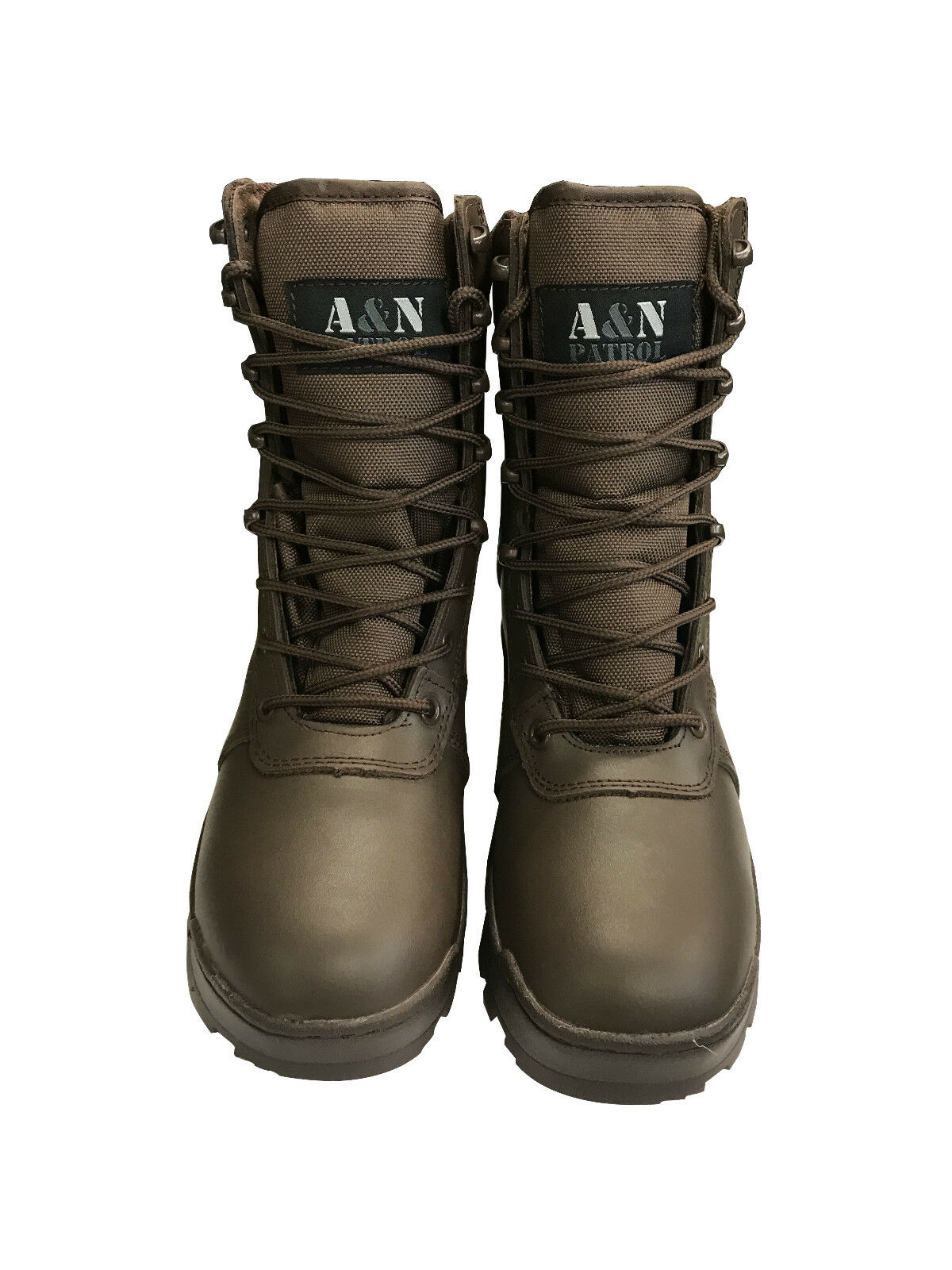 braun ALL LEATHER Cadet ATC Army Patrol Combat Stiefel Airsoft Airsoft Airsoft Tactical Military 329549