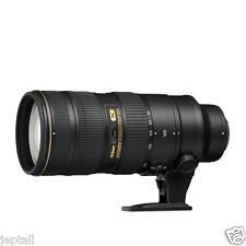 Nikon AF-S 70-200mm F/2.8G ED VR II Telephoto Zoom Lens Nikkor New Cod Jeptall