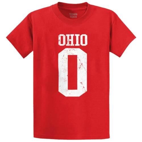 OH Sports Tee Shirt Souvenir T-Shirt For Men Women Student Sports Team Tshirts T