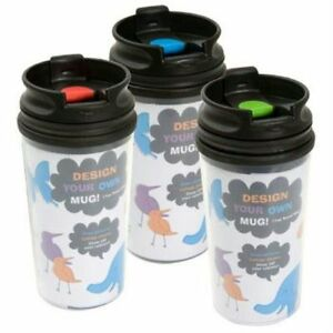 New Design Your Own Mug Customize Travel Coffee Or Tea