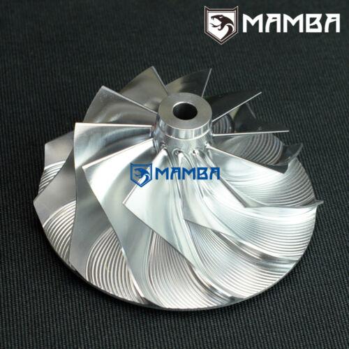 "GTX Billet Wheel For Subaru STI GTX2867R MAMBA Turbo 2.25/"" Compressor Housing"