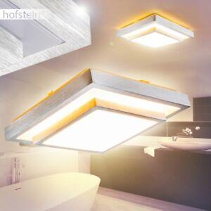 Illuminazione IP44 Plafoniera Luce LED Acciaio Sala Stanza Camera ...
