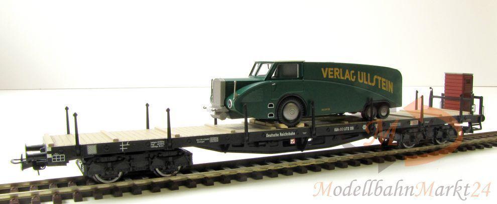 LILIPUT L235754 L235754 L235754 DRG Rungenwagen  Rumpler LKW Ullstein KK Bhs Ep II H0 - NEU  | Offizielle Webseite  b877bd