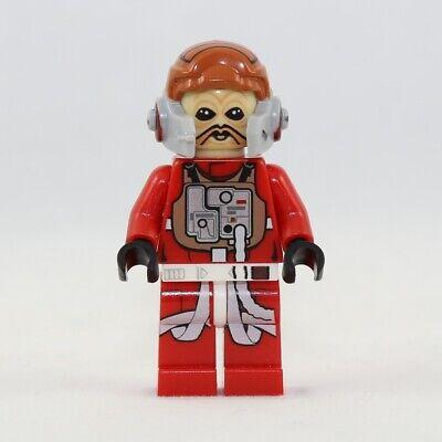 Lego Star Wars Minifigure Ten Numb Rebel Pilot 75050 **New**
