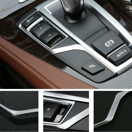 For 5 Series F10 2009-2016 ABS Interior Car Gear Shift Box Decoration Cover Trim