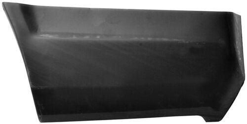 Réparation Panneau Pour Ford Escort Mk3 80-86 Arrière Inférieur Coin L//H