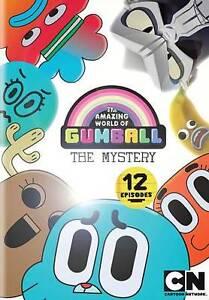 Cartoon Network The Amazing World Of Gumball The Mystery V2 883929274949 Ebay