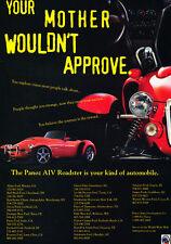 1973 Datsun 1200 Sport Coupe Original Car Advertisement Print Ad J296