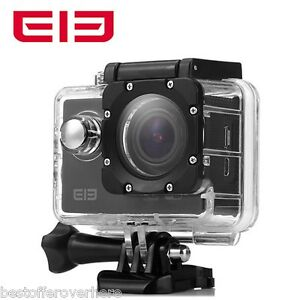 "2"" Original Elephone ELE Explorer 4K WiFi Action Camera 16.0MP Waterproof 30M"