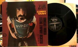 Frank-Zappa-amp-Mothers-Lumpy-Gravy-Vinyl-LP-Verve-UK-Import-2317-046-VG-Bizarre