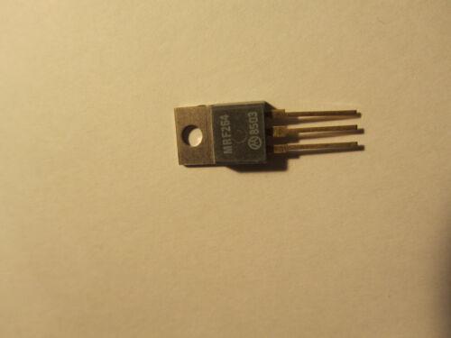 MOTOROLA MRF264 RF transistor NOS Gold plated leads