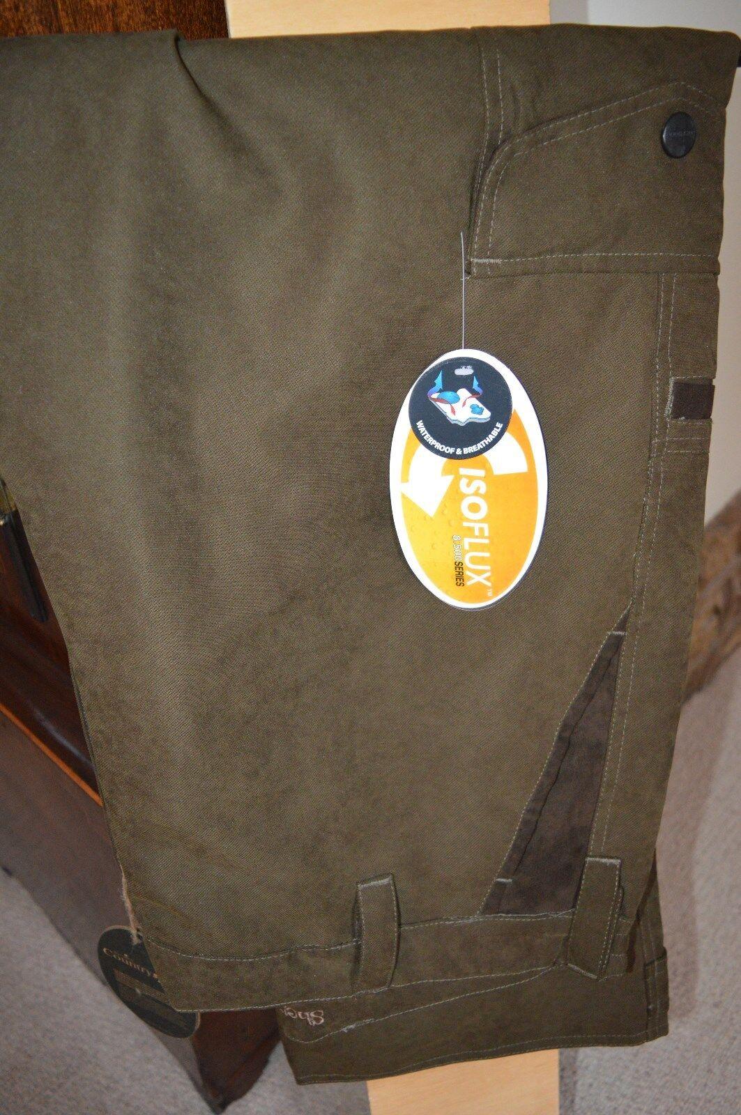 Gents Sports Field Waterproof Trousers. Sherwood Forest