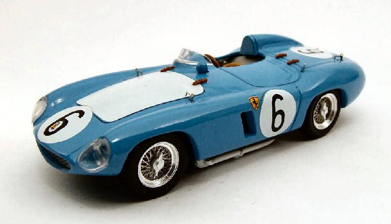 Ferrari in monza   6 750 1956 1 43 modell 0164 art-model