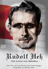 RUDOLF HESS - DER ULTIMO DELLA SPANDAU Destino & personalità 3. RICCA DVD nuovo