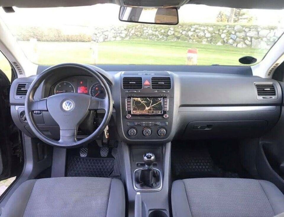 VW Golf V, 1,9 TDi 105 Trendline Variant, Diesel