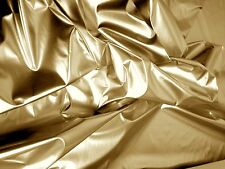 PVC SHINY STRETCH FABRIC - HIGH GLOSS LEATHERETTE - 1 WAY STRETCH - 150 CM WIDE