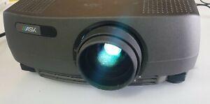 Capable Poser Projecteur C100 Xga Salle De Conférence De Résolution 1400 Lm: 1024x768-afficher Le Titre D'origine