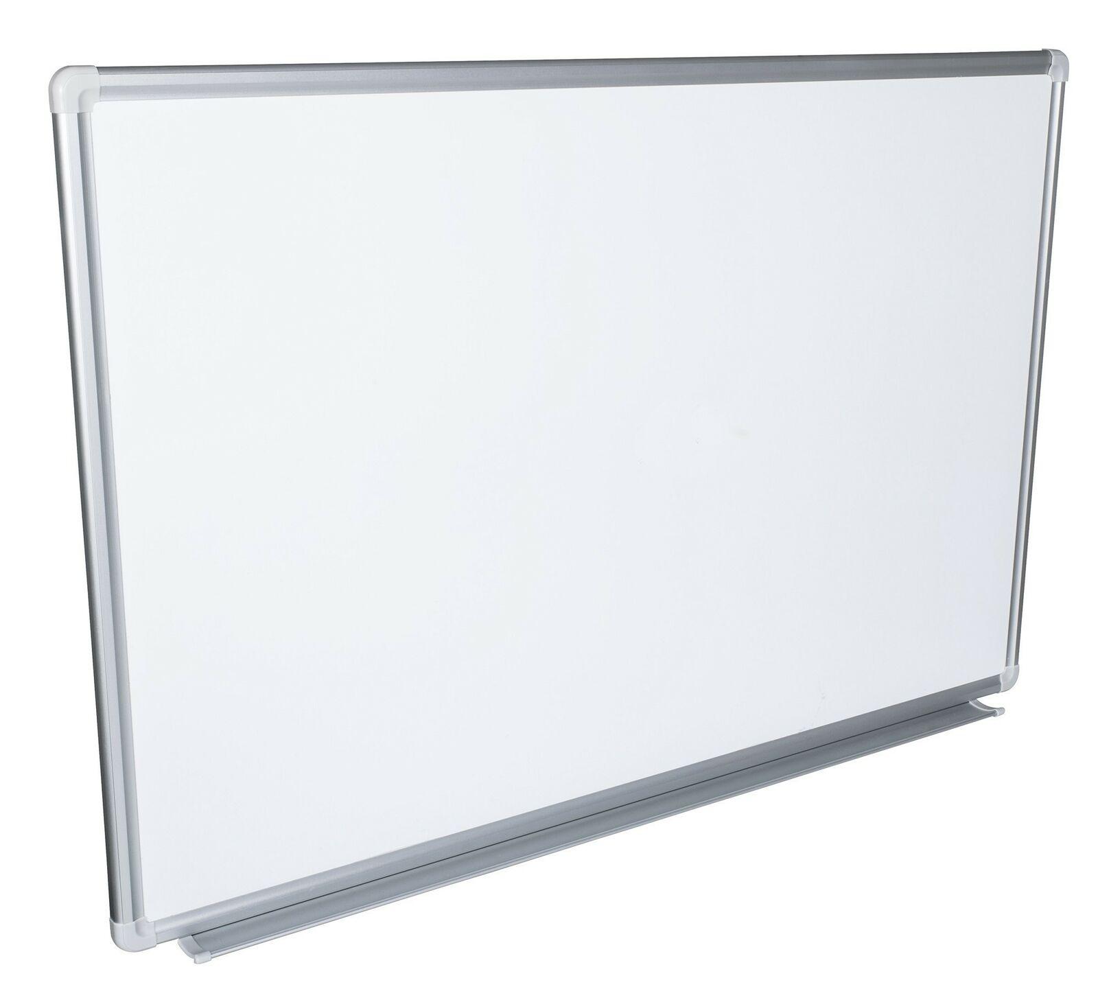 12 Magnete Präsentationstafel 607355 Whiteboard Magnettafel Wandtafel 90x120 cm