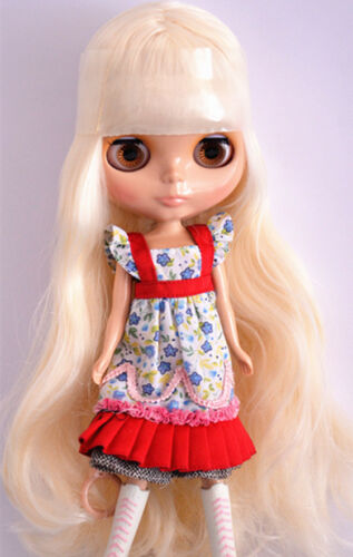 """Takara 12/"""" Neo Blythe Nude Doll Tanned Skin from Factory TBO148"""