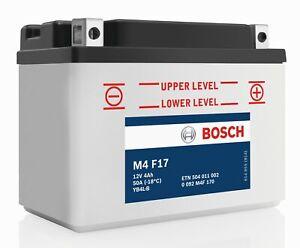 Bosch-M4F17-Batterie-moto-YB4L-B-12V-Plomb-4A-h-50A