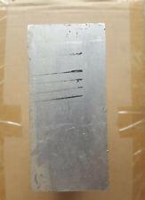 15x 4 X 7 18 Long 6061 Solid Aluminum Stock Plate Flat Bar Block 1 12