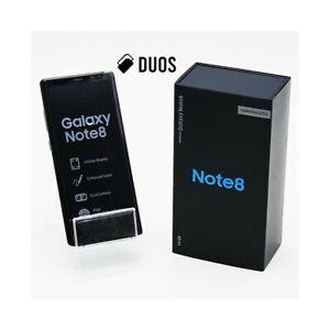 """SMARTPHONE SAMSUNG GALAXY NOTE 8 DUOS GRAY 64GB 6,3"""" DUAL SIM N950FD N950F-"""