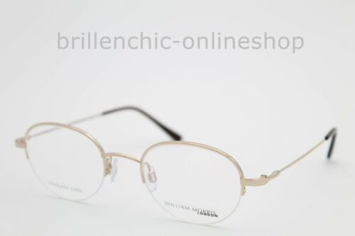 Wm 8590 47 Gr Morris William C1 London Morris Occhiali Brille 47 misura William 20 20 London C1 8590 Wm pIxwRHqO