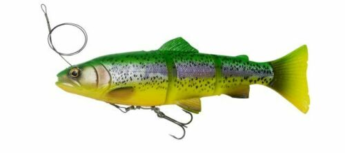 40 g.// MS Moderate Sink Savage Gear NEW 4D Line Thru Trout 15 cm Farbauswahl