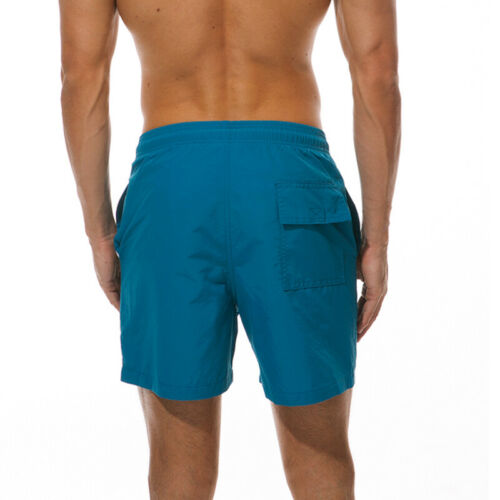 Men/'s Swimwear Bathing Suits Swimming Trunks Quick Dry with Pockets Mesh Lining