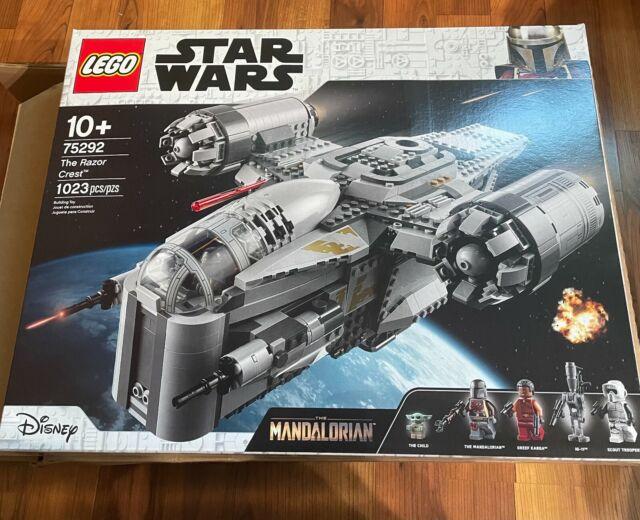 BRAND NEW Lego Star Wars The Mandalorian Razor Crest 75292 *SHIPS SAME DAY*