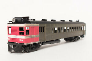 HO-WALTHERS-M-44-NORTHERN-PACIFIC-EMC-GAS-ELECTRIC-DOODLEBUG-RAIL-PASSENGER-BUS
