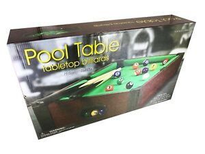 Swell Details About Westminster Tabletop Billiards Pool Table Premier Edition New Sealed In Box Download Free Architecture Designs Scobabritishbridgeorg
