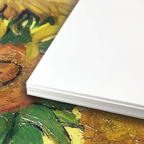 Bruynzeel 40 Hojas la National Gallery A5 Wiro dibujo y bosquejo de papel