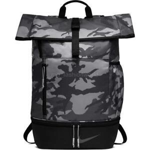 d0c8244d30b9 New Men Nike Sport All Over Print Golf Ball Backpack Gym Bag Labtop ...