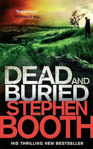 1 of 1 - STEPHEN BOOTH ___ DEAD AND BURIED ___ BRAND NEW ___ FREEPOST UK