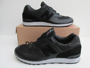official photos 4b4cb f0494 Details about bnib NEW BALANCE 576 LKK UK 7 Black leather / mesh uppers *  RRP £129 *
