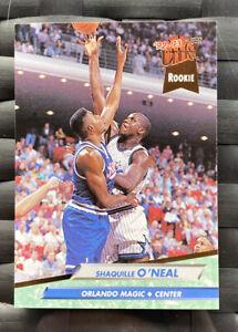 1992-93-Fleer-Ultra-Shaquille-Oneal-Rookie-328-NmMt-PSA