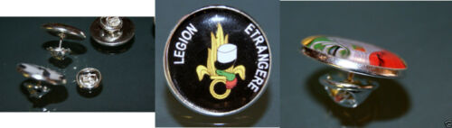 of Pin 2 cm bedeckt with geharzten Wein Version 2 foreign legion