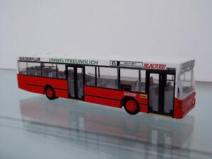 Rietze-75224-1-87-Autobus-MB-o-405-N2-Blaguss-At-Nuevo-en-Emb-Orig