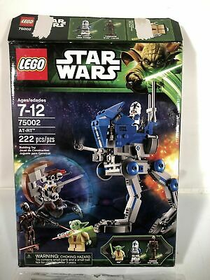 No Legos EMPTY BOX ONLY Lego Star Wars AT-RT 75002
