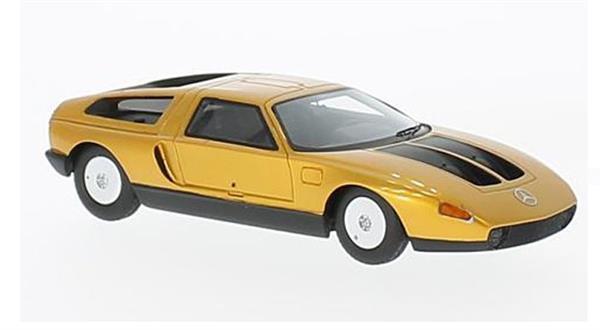 NEO MODELS Mercedes Benz C111 IID 1976 Metallic 1:43 47020