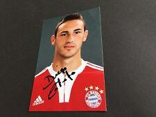 DIEGO CONTENTO (FC BAYERN MÜNCHEN) signed Photo 10x15